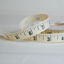 R1411615\1-M Berisford Tape Measure Sewing Print Ribbon
