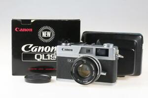 CANON Canonet QL 19 - SNr: A03839