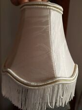 Two  Little Vintage Clip On Lampshades