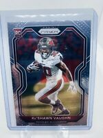 2020 Panini Prizm Ke'Shawn Vaughn Rookie Tampa Bay Buccaneers RC #320 Base RC