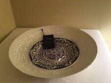 Akcam Silvererina Decorative Plate/Bowl 12X4X5