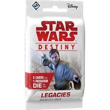 Star Wars Destiny: Legacies x 4 Boosters