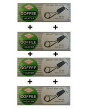 Set of 4 Pcs Coffee / Tea / Water / Milk Heater Boiler Immersion Rod/Heating Rod