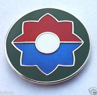 *** 9th INFANTRY DIVISION ***  US ARMY Military Veteran Hat Pin 14658 HO
