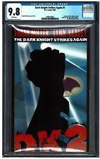 DARK KNIGHT STRIKES AGAIN SET #1-#2  CGC 9.8 (2001-2002) DC Comics white pages