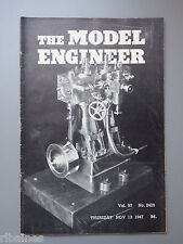 R&L Mag: Model Engineer - Vol 97 - No.2425 - 13 November 1947