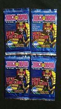 1995 Edge Judge Dredd Wax Pack 4 Pack Lot
