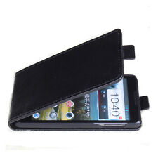 Stand Flip Leather Magnetic Protective Case Cover For Lenovo P780 BK Excellent
