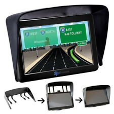 1x Black 7Inch Sun Shade Car GPS Navigator Sunshield Anti Glare Accessories(Fits: 2006 Volvo)
