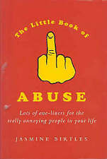 The Little Book of Abuse, Birtles, Jasmine, New Book