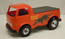 Vintage HAWK Testors Gas Powered Prowlin Pick Up VW Dragster Van Tether Car 1972