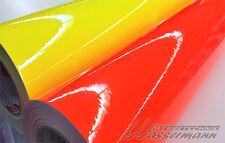 (16,77€/m²) | ORACAL 7510 Fluorescent Premium Cast, Fluorfolie