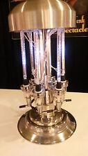 "Steampunk Lamp Vintage Machine Age Industrial Age ""Tesla's Tower"""