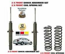 FOR HONDA ACCORD 2003-2008 NEW 2x FRONT SHOCK ABSORBER SET + 2x COIL SPRINGS KIT