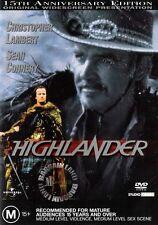 HIGHLANDER 1: 15th Anniversary Edition : NEW DVD