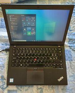 Lenovo Thinkpad X260 i5-6200U 2.8Ghz 256 GB SSD 8GB tastiera retroillumata