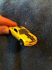 Hot Wheels '10 Shelby GT500 Super Snake Yellow