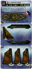 Wizkids Pirates Pocketmodel - Le Bonaparte (ship) PatOE 073 U