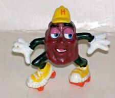1988 Applause California Raisins Male Skater Skating Roller Blade Pvc Figurine