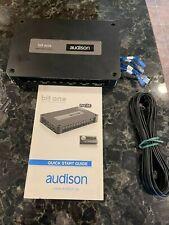 audison Bit One Signal Interface Processor 8 Channel