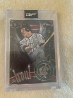 Topps Project 2020 Card 51 Mike Trout by Ben Baller In Hand & Ships Immediately