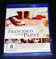 Francesco und der Papst Joseph Ratzinger Blu-ray Envío rápido NUEVO Y EMB. orig.