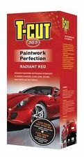 T-Cut 365 Paintwork Perfection Kit Radiant Red New Premium Quality Product