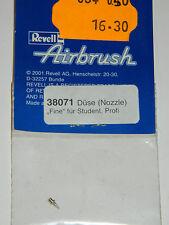 REVELL 38071 AIRBRUSH Düse Aérographe NOZZLE Fine STUDENT PROFI modelisme RC