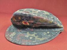 Vintage German Germany Army Military Visor Hat Cap #2