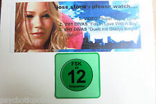 JOSS STONE -  Please Watch - Promo DVD  3 Videos  incl. Duett with Gladys Knight