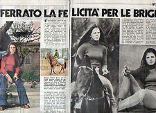 MA120-Clipping-Ritaglio 1974 Tiziana Sozzi