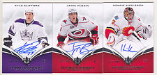 10-11 UD Ultimate Jamie McBain /299 Auto Rookie RC Upper Deck Autograph