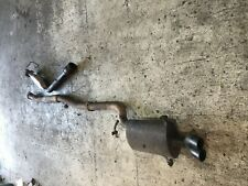 Subaru impreza WRX turbo back exhaust system 1997 wagon GF8