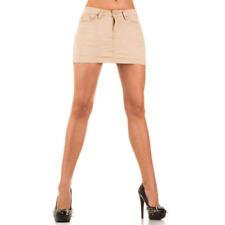 Faldas de mujer de color principal beige talla 38