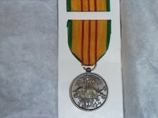 AMERICAN VIETNAM SERVICE MEDAL 1969 DATED ORIGINAL SEE ALL PICS
