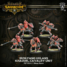Warmachine Khador - PIP-33111 Iron Fang Uhlans Cavalry