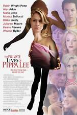 THE PRIVATE LIVES OF PIPPA LEE Movie POSTER 27x40 Robin Wright Penn Mike Binder