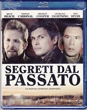 Blu-ray **SEGRETI DAL PASSATO** nuovo 2008