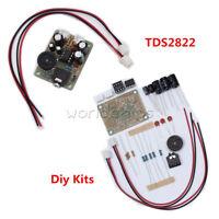 ICSK007A TDS2822 DIY Kit Board TDA2822M Power Amplifier DC 4.5V-9V 0.5W Module