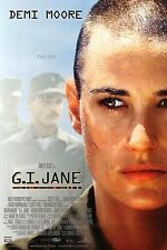 Framed Print - G.I Jane Movie Poster Demi Moore (Picture Actress A Few Good Men)
