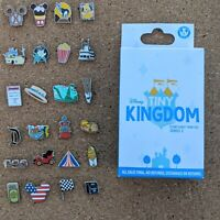 Tiny Kingdom Complete Pin Set 2020 Disneyland Series 2 Limited Release LR
