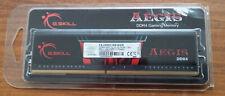8 GB DDR4 RAM PC3200 G.Skill Aegis CL16