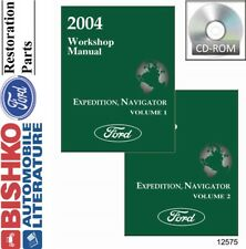 Repair Manuals Literature For Ford Expedition For Sale Ebay