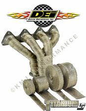 "Dei 010127 2"" x 50ft Titanium High Temperature Header Manifold Exhaust Wrap Roll"