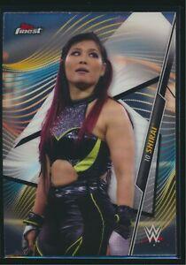 2020 Topps Finest WWE #80 Io Shirai - WWE NXT