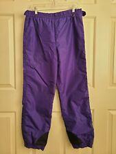 New listing Columbia Sportswear Women's Size M Vintage Stretch Waist Purple Snow Ski Pants