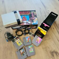 Nes Nintendo konsole +5 Spiele+2 Controller