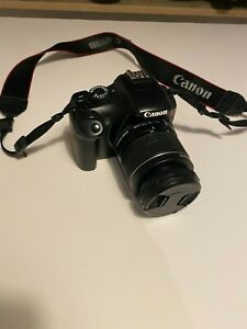 CANON digitale Spiegelreflex-Kamera, Modell EOS REBEL T3 gebraucht