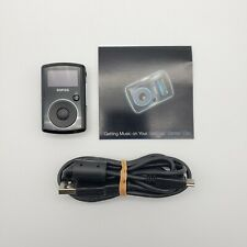 SanDisk Sansa Clip 2GB MP3 Digital Media Player Black w/ FM Radio Pre-owned GUC