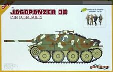 Cyber Hobby 1/35 Jagdpanzer 38 Mid Production + German Elite Infantry  #9148